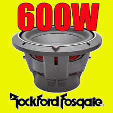 "Rockford Fosgate 10"" 10-inch 600W CAR AUDIO Punch Bass Sub Subwoofer P2D410"