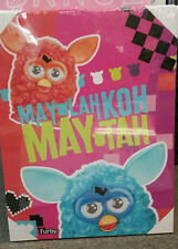 FURBY MAY TAH WALL CANVAS PRINTS WALL ART PICTURE HOME DECOR KIDS ROOM