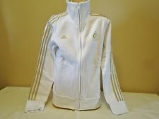 OLYMPIQUE DE MARSEILLE OFFICIAL WOMENS TRACK JACKET MED NEW