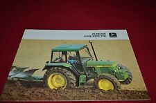 John Deere 2140 Tractor Dealers Brochure AMIL11 In Dutch ver3