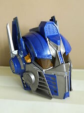 2006 Optimus Prime Transformers Voice Changer & Talking Helmet Hasbro
