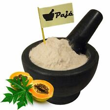 Papaya fruit powder 8oz 1/2lb PAJE - digestive aid , vitamins