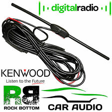 Kenwood DNX-521DAB Car Radio Stereo T-Bar DAB/DAB+ Active SMB Aerial Antenna