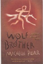 Wolf Brother by Michelle Paver (Paperback, 2005) New Book
