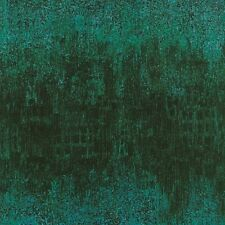 Renaissance Garden Shades of Teal, Ombre Effect, RJR Fabric  (By 1/2 yd)