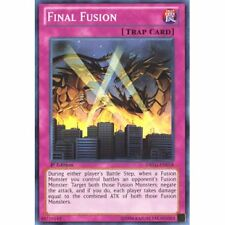 YU-GI-OH! DRAGONS OF LEGEND * DRLG-EN018 Final Fusion