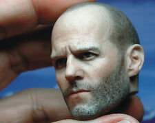 1/6 scale custom Head Jason Statham Sculpt Expendables Soldiers of Fortune