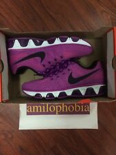 New Women's Nike Air Max Tailwind 8 Size 11 Vivid Purple Black Running Shoes