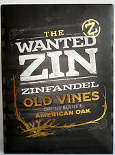 THE WANTED ZIN ZINFANDEL HOLZFASS OLD VINES ITALIEN ROTWEIN 3 LITER Bag in Box