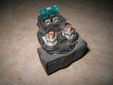 Zxr 750 J zx750j 91-92 motor de arranque relés Starter solenoide Engine start Relay