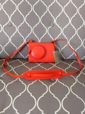 NWT Kelsi Dagger Orange Camera Bag - OSFA