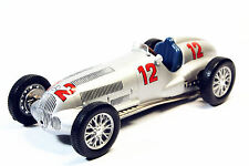 1:43 Mercedes-Benz W125 #12 Silver Arrow