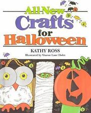 All New Crafts For Halloween (All New Holiday Crafts For Kids)