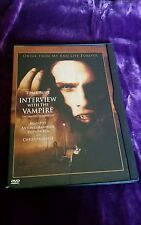 Interview with the vampire * dvd * Brad Pitt * Antonio Banderas *