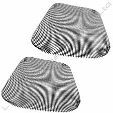 2 Universal Oven Reusable Non Stick Mesh Chip Baking Browning Tray Basket