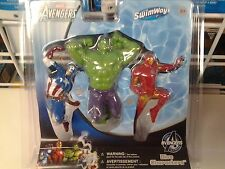 Marvel Avengers Dive Characters Pool Dive Sticks fun toy ages 5+ all 3 included