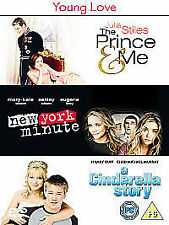 Young Love Box Set - Prince & Me / Cinderella Story / New York Minute - DVD