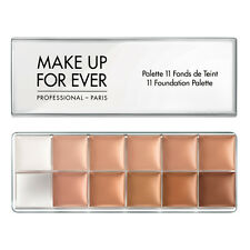 MAKE UP FOR EVER 11 FOUNDATION PALETTE