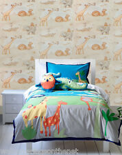 New Jungle / Animal, Childrens / Kids Wallpaper by P+S International