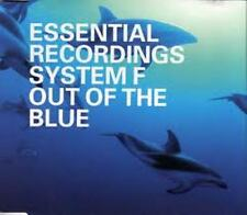 NEW CD. Essential Recordings.System F Out of The Blue.Last Of Stock!
