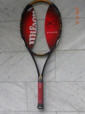 New Wilson K Blade 98 K Factor Blade 98 Adult 4 1/2 Racket Racquet SALE