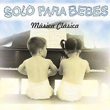 Solo Para Bebes: Musica Clasica