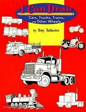 I Can Draw Cars, Trucks, Trains, & Other Wheels