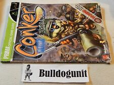 Conker Live & Reloaded Strategy Guide Original Xbox