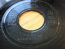 "EMF & REEVES & MORTIMER - I'M A BELIEVER  7"" JUKEBOX VINYL"