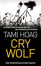 Tami Hoag Cry Wolf Very Good Book