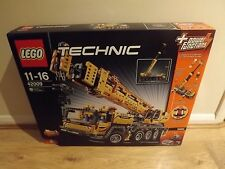 Lego Technic 42009 Crane MK II - Brand New and Sealed