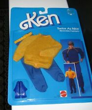 KEN DOLL TWICE AS NICE REVERSIBLE FASHIONS - JOGGING SUIT - NEW IN PKG