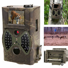 HC-300A HD 12MP Hunting Trail Camera Video Scouting Infrared Night Vision