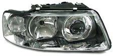 clear glass Right side projector headlight front light for Audi A3 2000-2003
