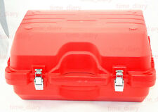 NEW RED COLOR Hard Carrying CASE for LEICA TPS TCR300/400/700/800 TOTAL STATION