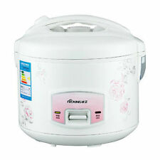 Weking Electric Rice Cooker with Steamer 1 Litre 500W UK Plug