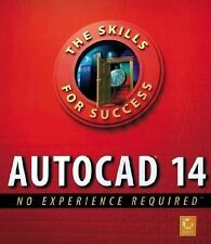 Autocad 14 No Experience Required by David Frey (PB) VGC The Skills for Sucess