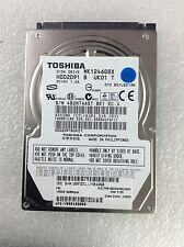 Hard Disk Drive HDD spares parts FAULTY TOSHIBA 120GB MK1246GSX HDD2D91 UK01