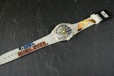 "Swatch Watch - MTV ""Best Show Ever"" 109C Jelly - Rare Collectors Item !"