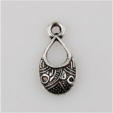 20 Handbag Tibetan Silver Charms Pendants Jewelry Making Findings 17mm HN150
