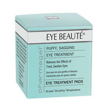 PHARMAGEL EYE BEAUTE EYE TREATMENT 60 PADS