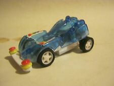 Translucent Blue Pull Back Spring Race Car by Oriental Trading Co. (EB20-4)