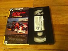 MOBIL 1/PENSKE Presents BEHIND THE WHEEL VHS Video RICK MEARS Rusty Wallace INDY