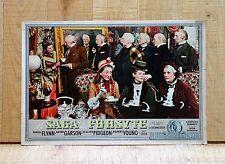 LA SAGA DEI FORSYTE fotobusta poster Walter Pidgeon Errol Flynn Greer Garson A40