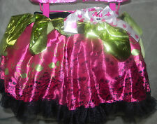 MONSTER HIGH  DRESS UP SKIRT SIZE 6+