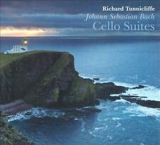 NEW Bach: Cello Suites Super Audio Hybrid Cd by Richard Tunnicliffe CD (CD)