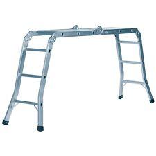 Syneco 3.7m 120kg Aluminium Multifold Ladder