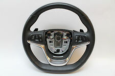 2014 2015 CHEVY SS Leather Wrapped Steering Wheel Used OEM GM 21K Miles