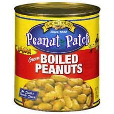 PEANUT PATCH *Jumbo Green Cajun Boiled Peanuts* (6lb. 6oz.) Can