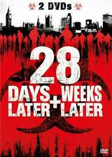 28 Days Later + Weeks Later DVD FSK 18 Filme Horror DEUTSCH Schneller Versand